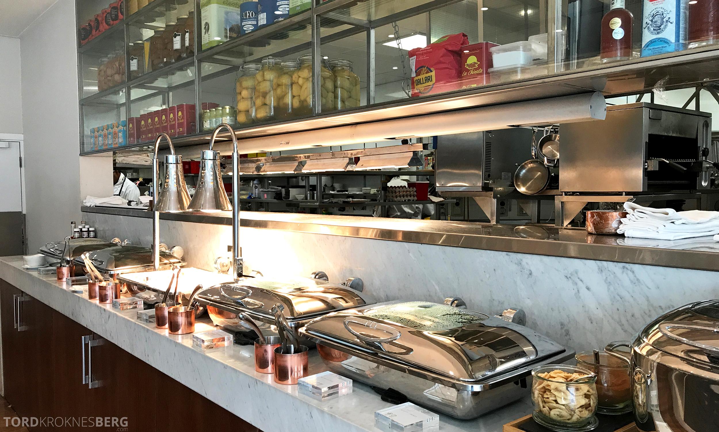 InterContinental Wellington frokostbuffet