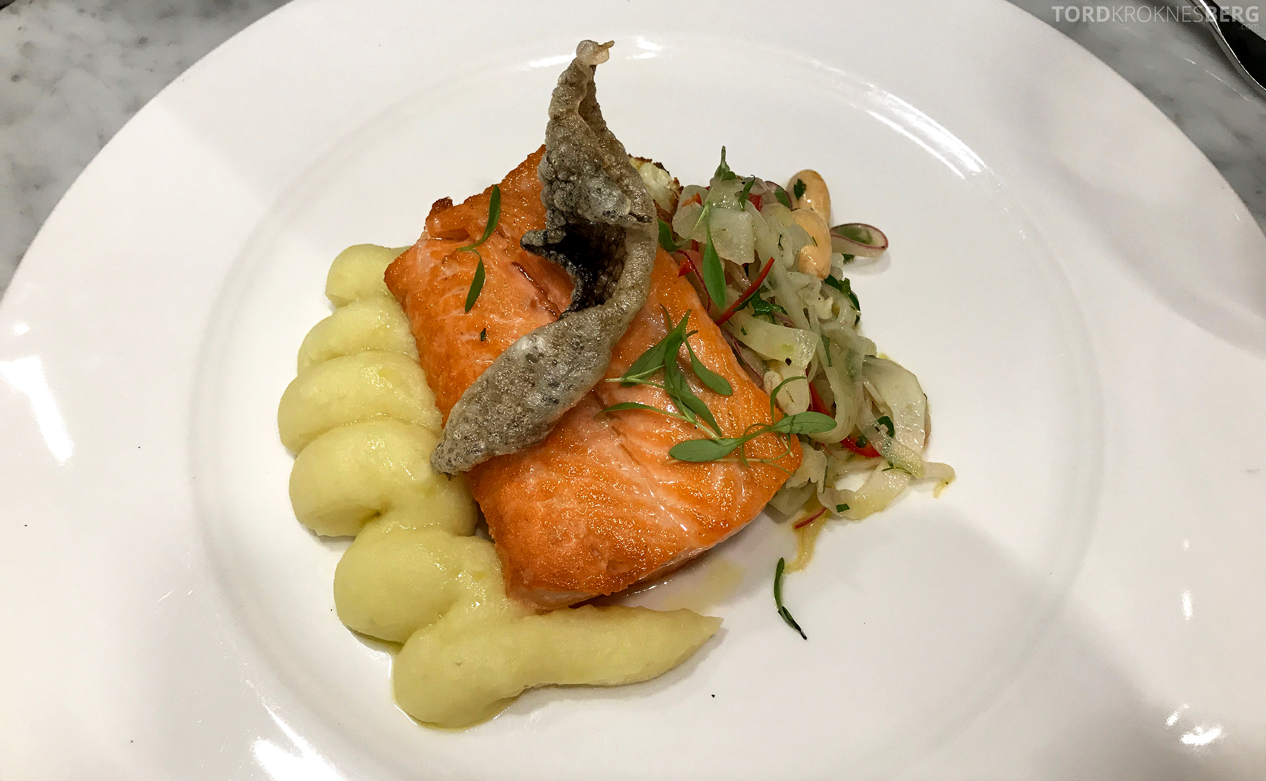 InterContinental Wellington Chameleon Restaurant laks