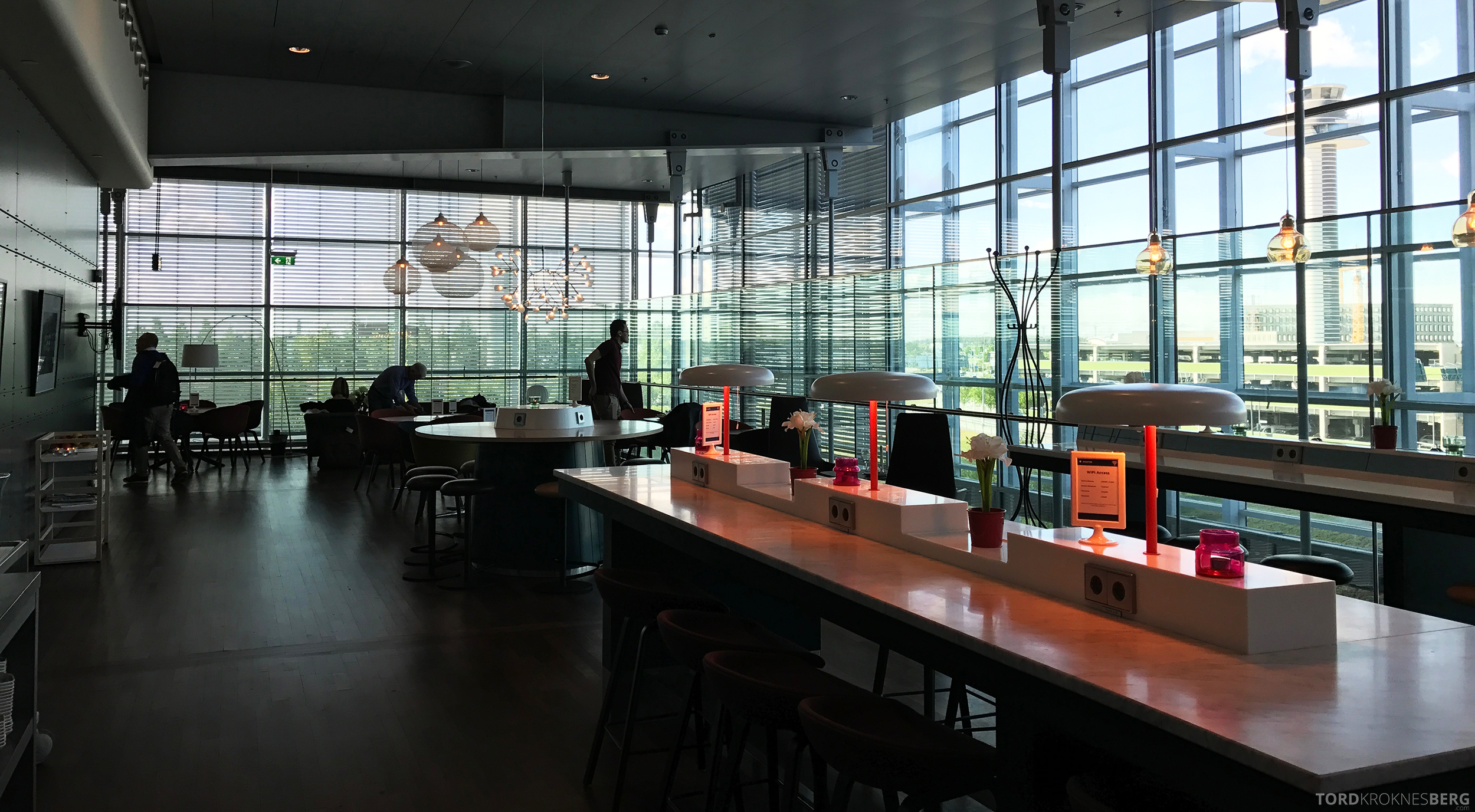Stockholm Arlanda Lounge oversikt