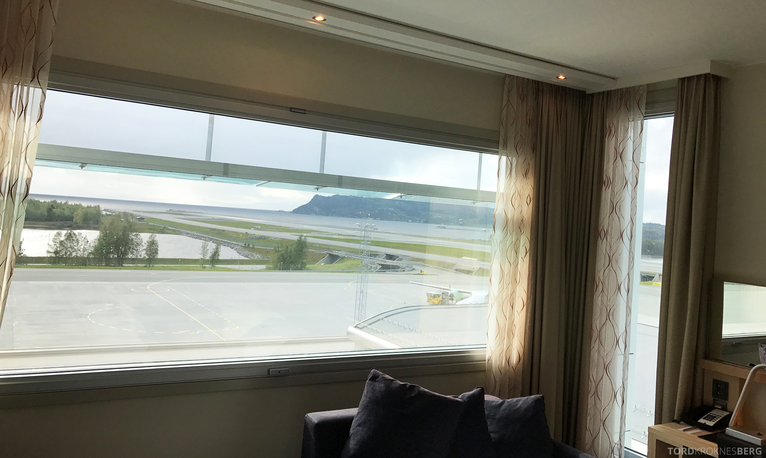 Radisson Blu Airport Værnes panorama