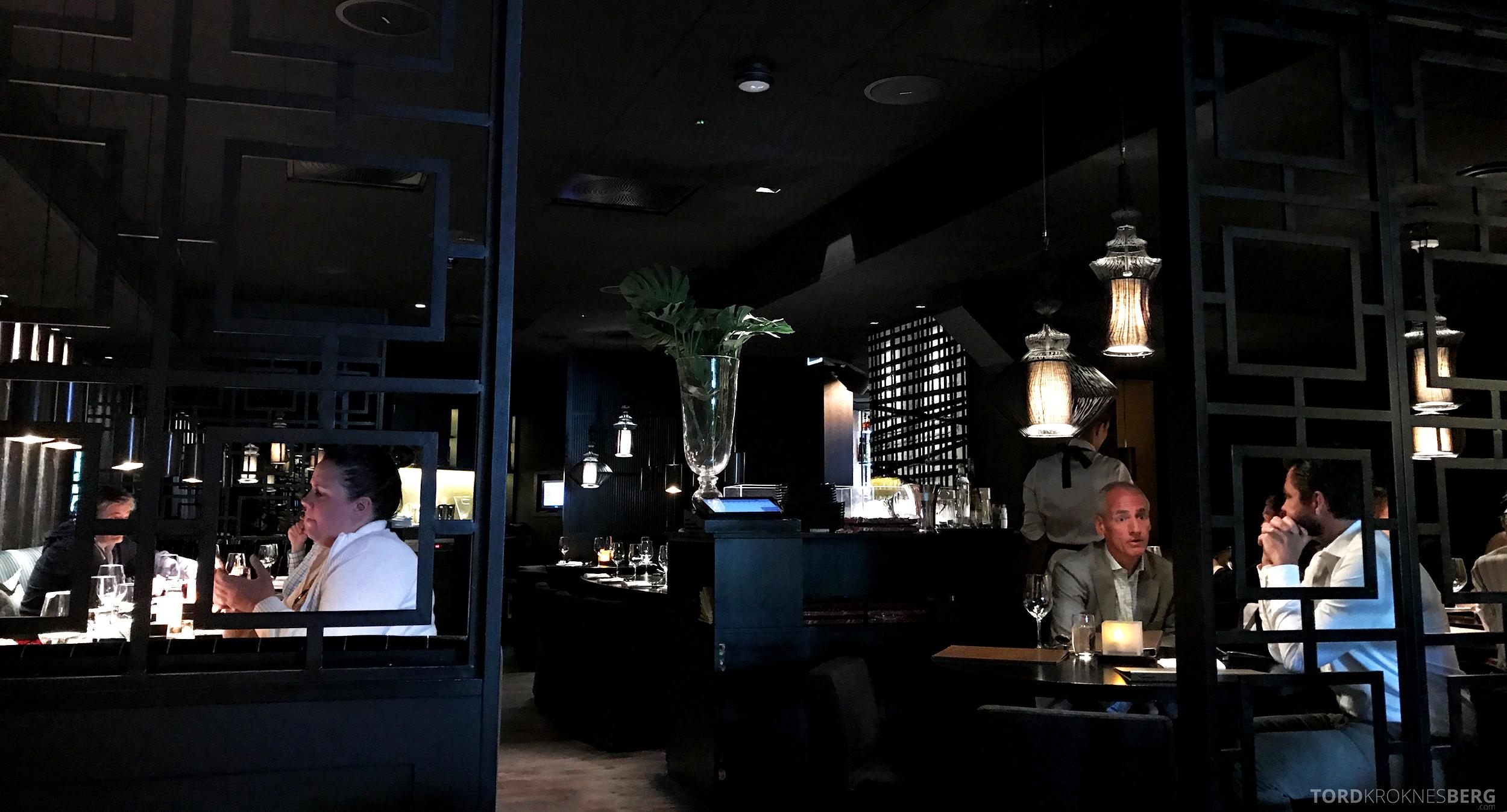 Restaurant Dinner Oslo stemning