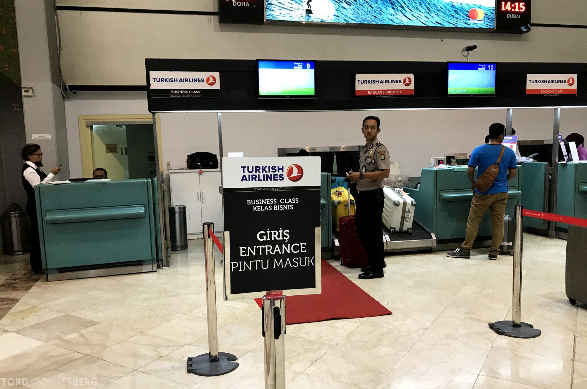 Premier Lounge Jakarta innsjekk