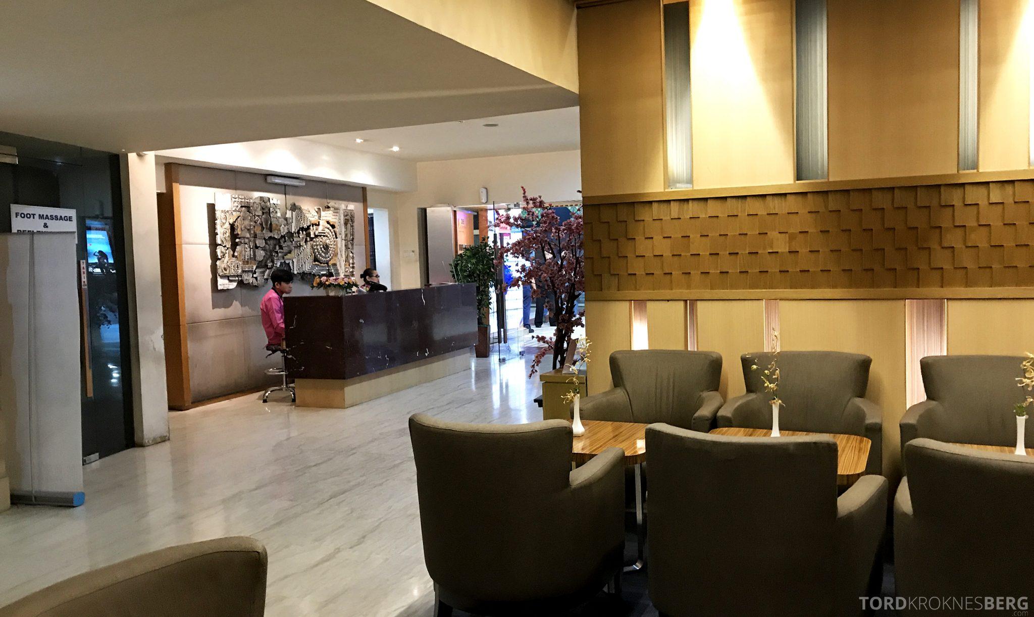 Premier Lounge Jakarta sitteplasser