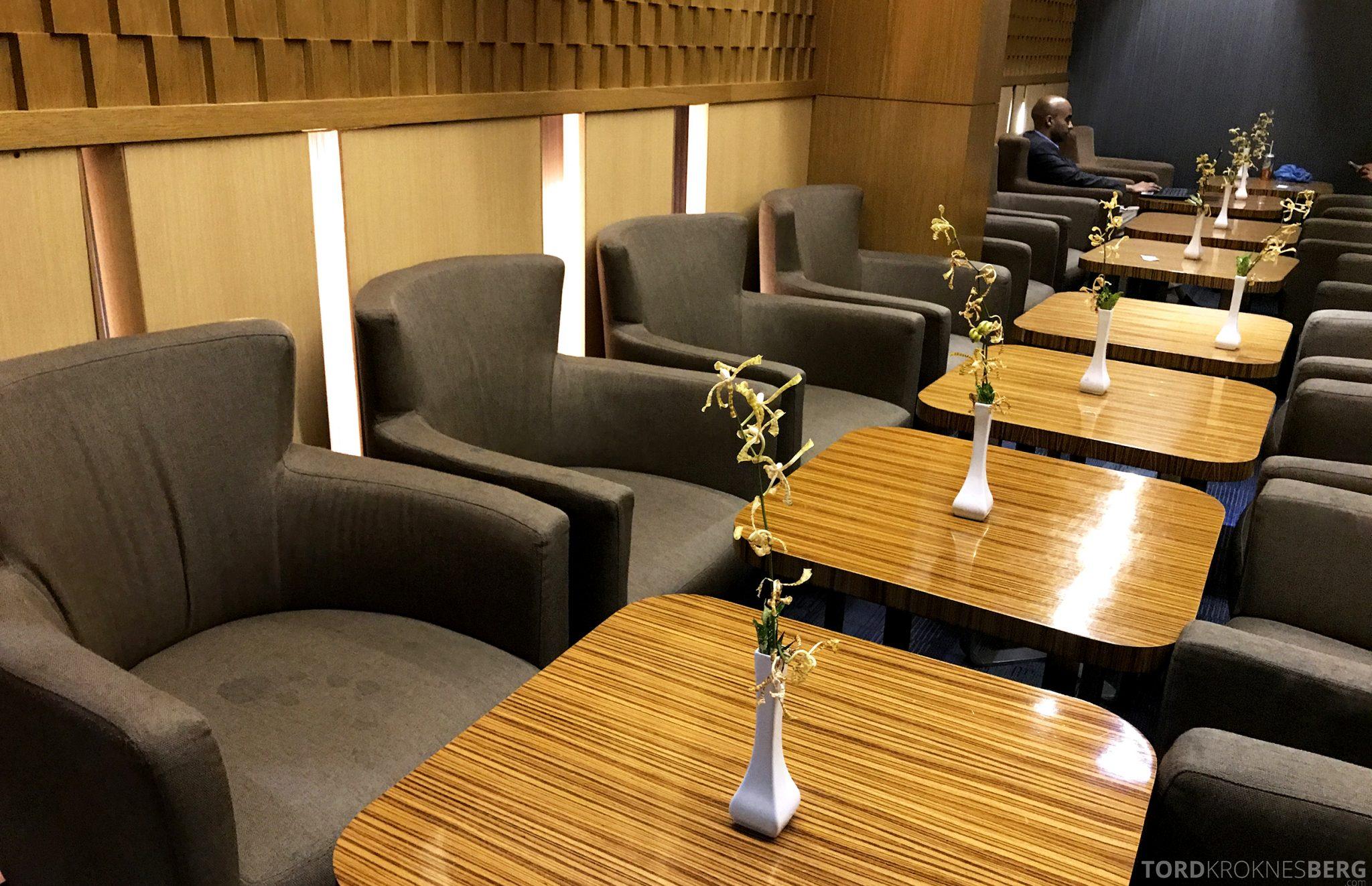 Premier Lounge Jakarta bord