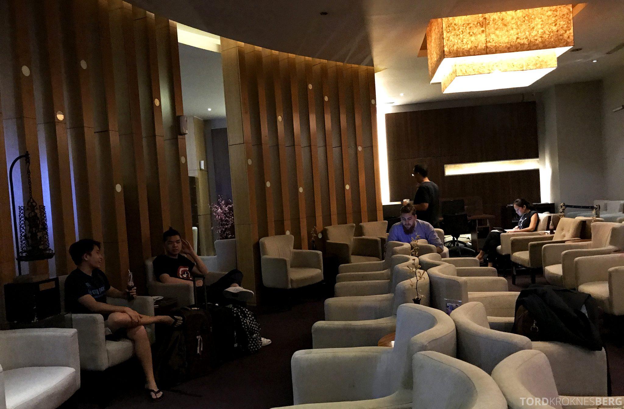 Premier Lounge Jakarta lokale