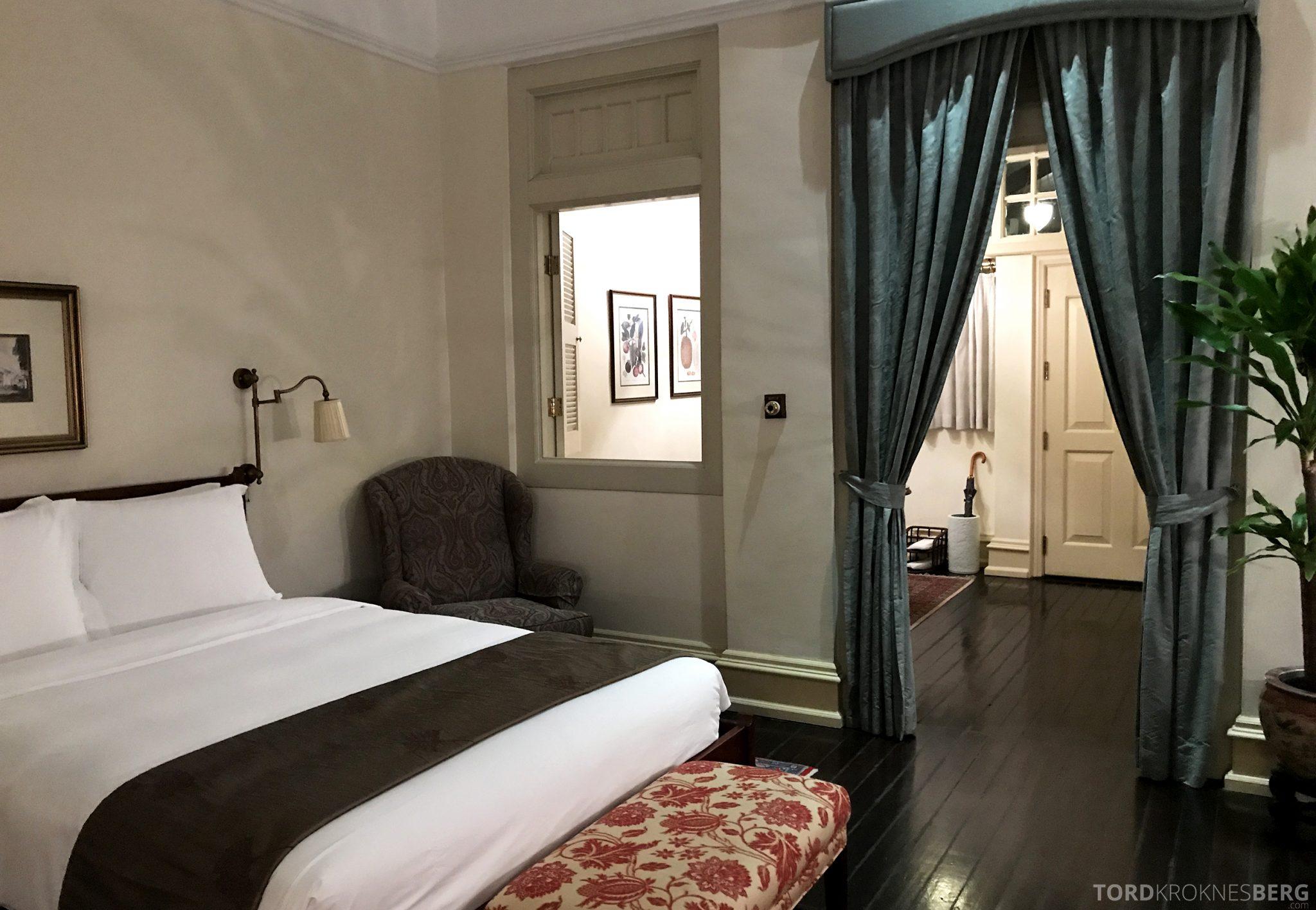 Raffles Hotel Singapore seng