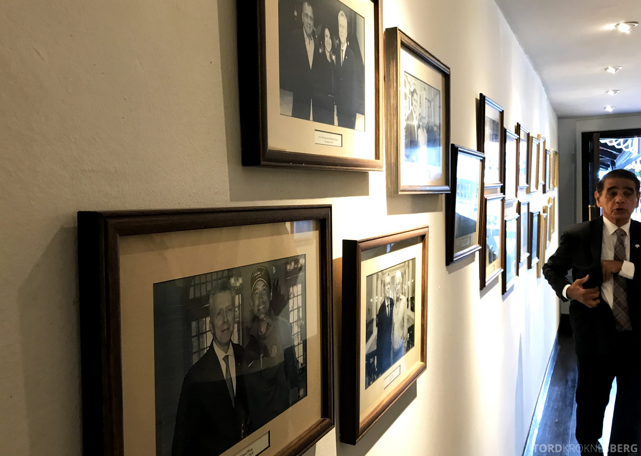 Raffles Hotel Singapore historie