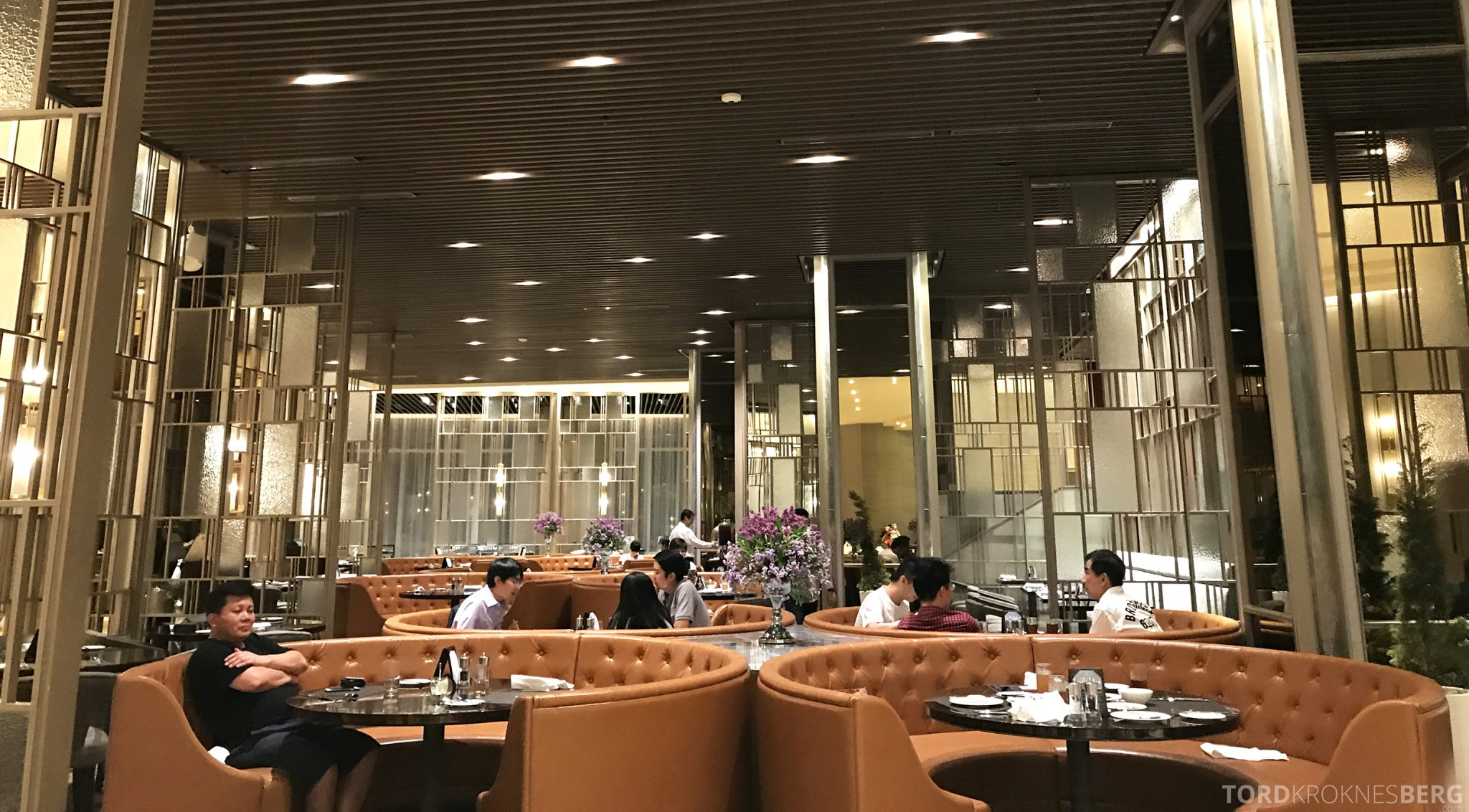 Restaurant Asia Ritz-Carlton Jakarta lokaler