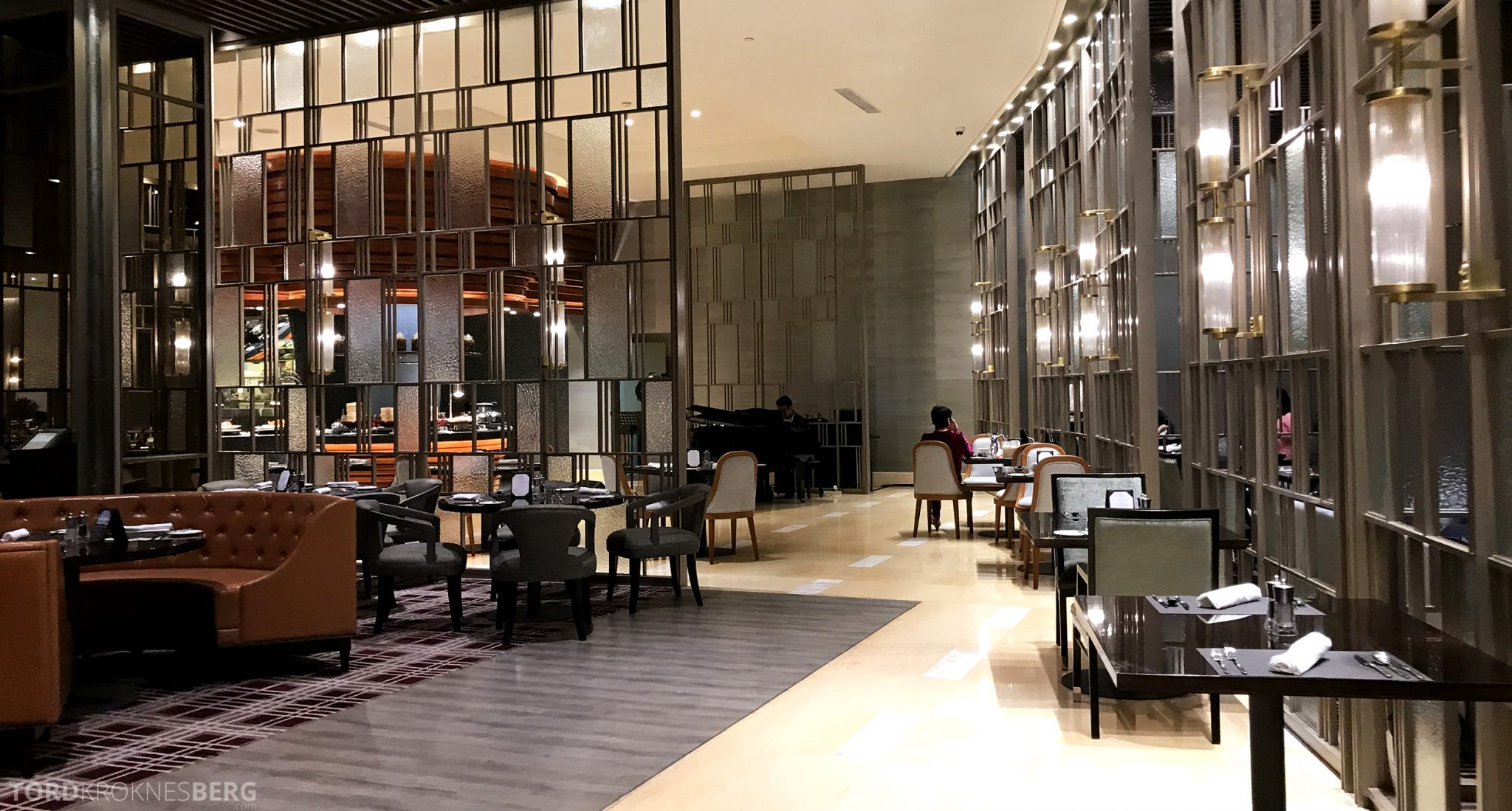 Restaurant Asia Ritz-Carlton Jakarta kantine