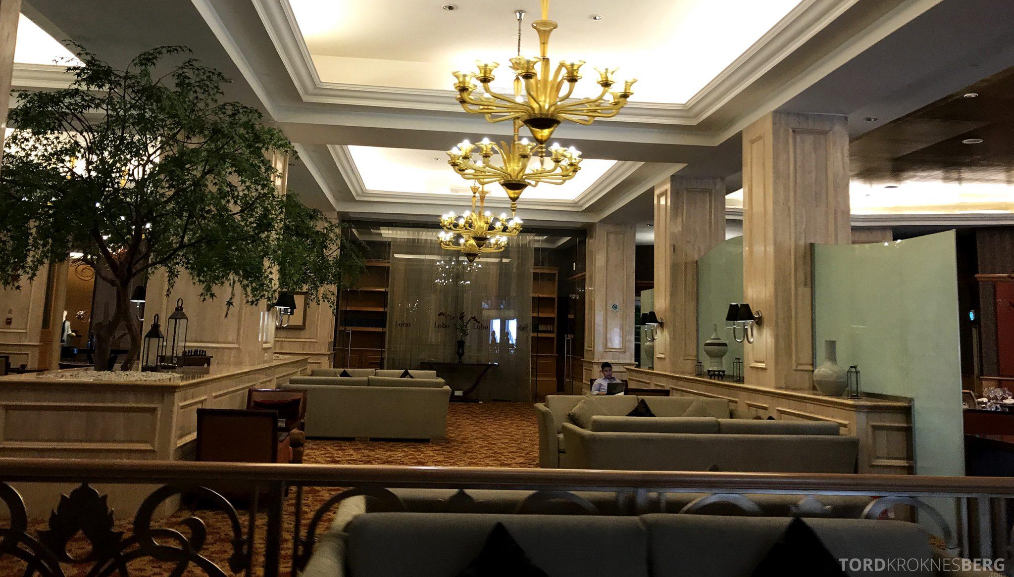 Restaurant Lobo Ritz-Carlton Jakarta inne
