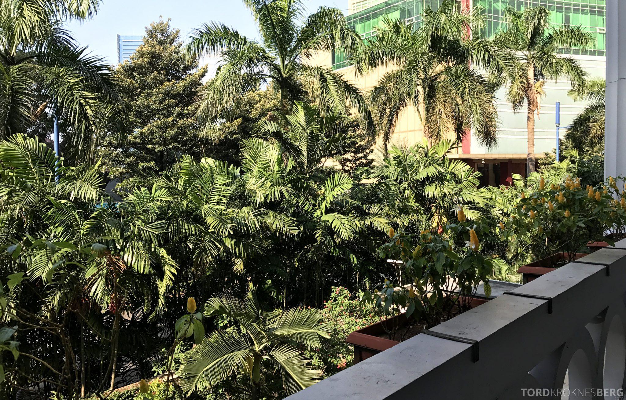 Restaurant Lobo Ritz-Carlton Jakarta frodig