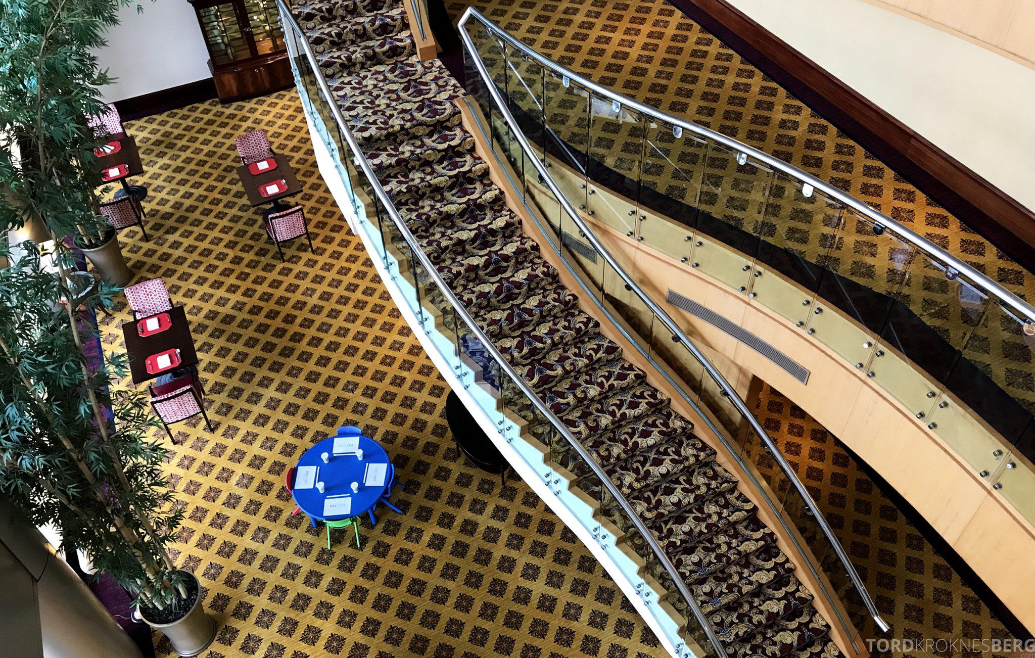 Ritz-Carlton Jakarta Club Lounge barneavdeling