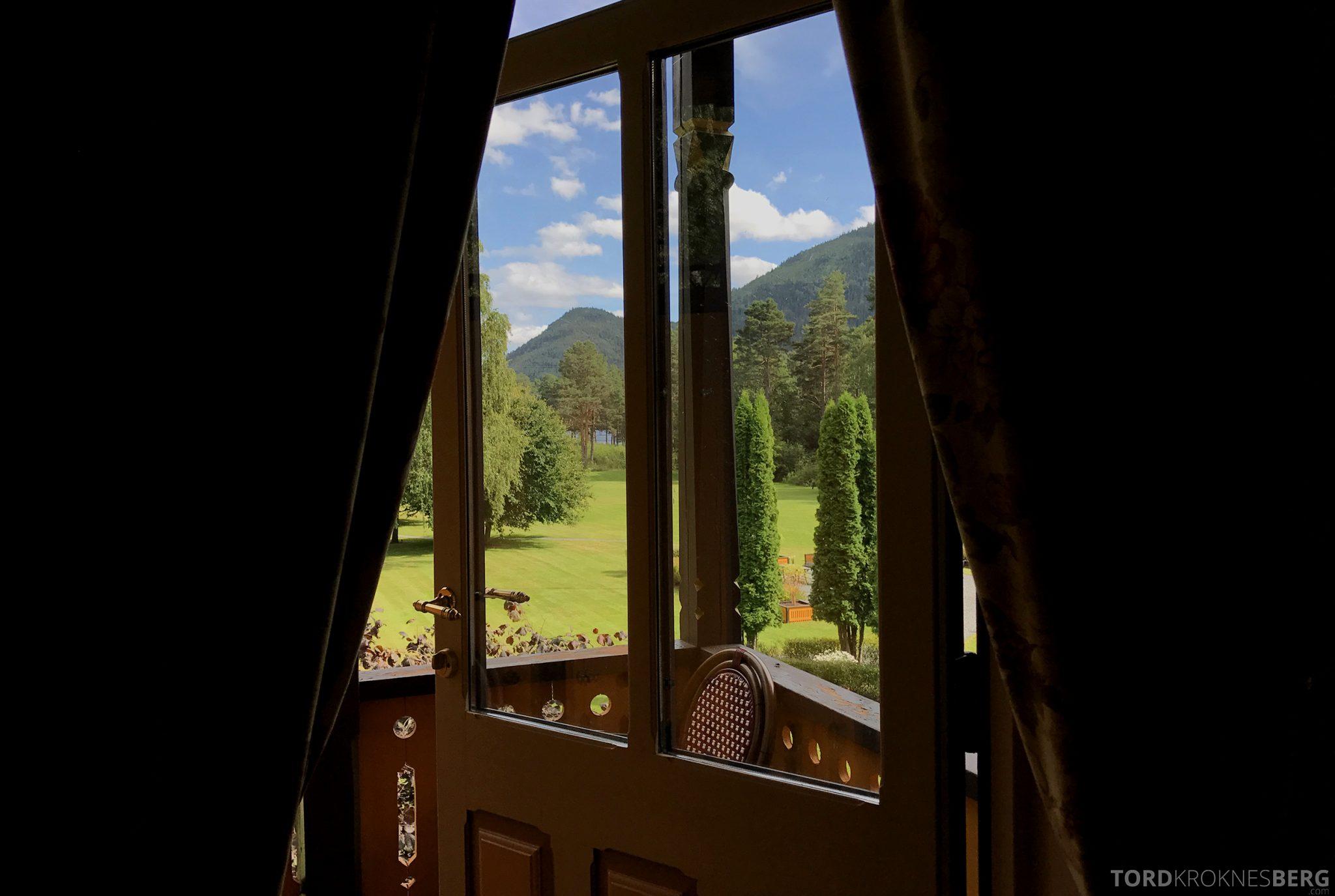 Dalen Hotel Telemark balkong