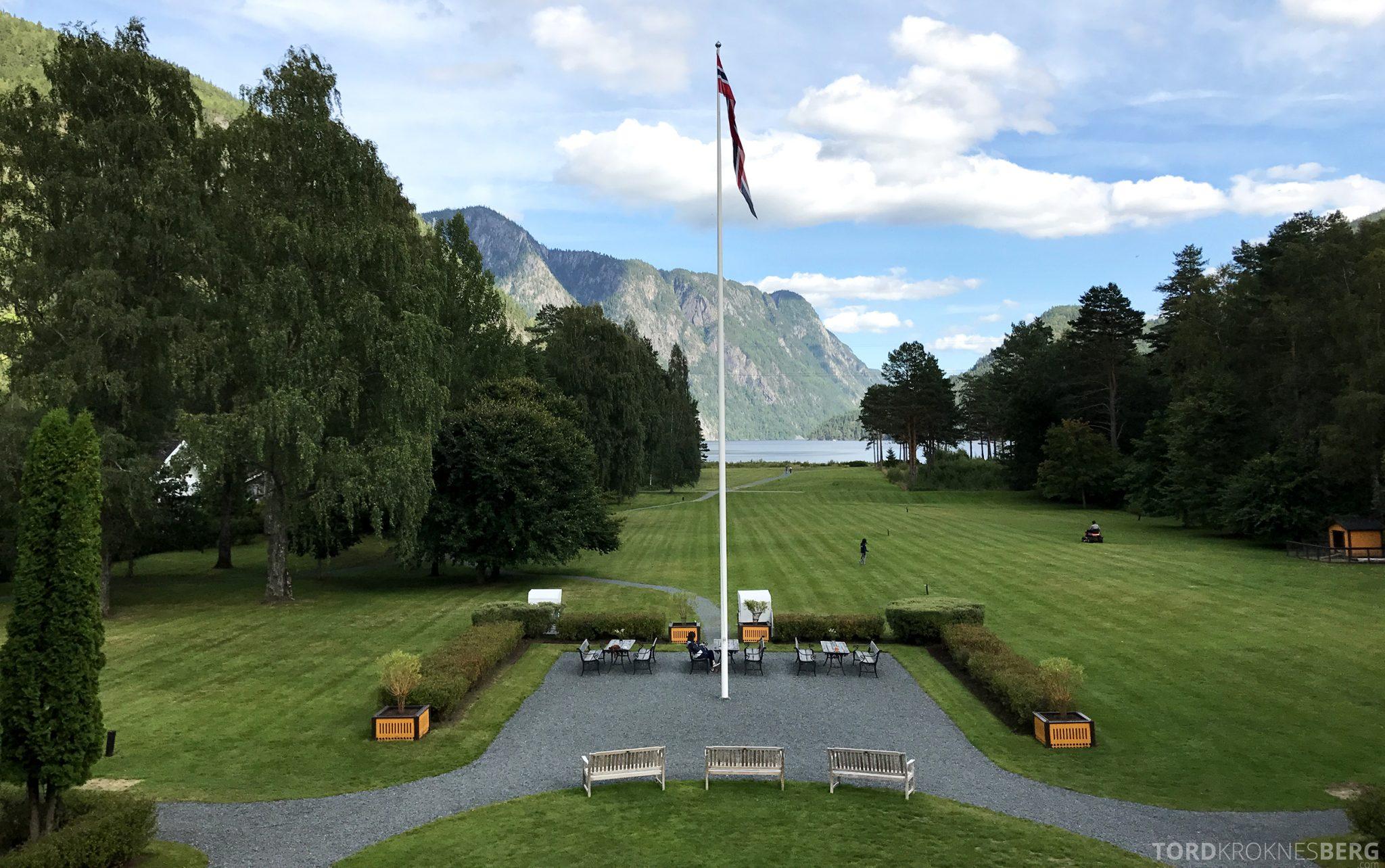 Dalen Hotel Telemark utsikt