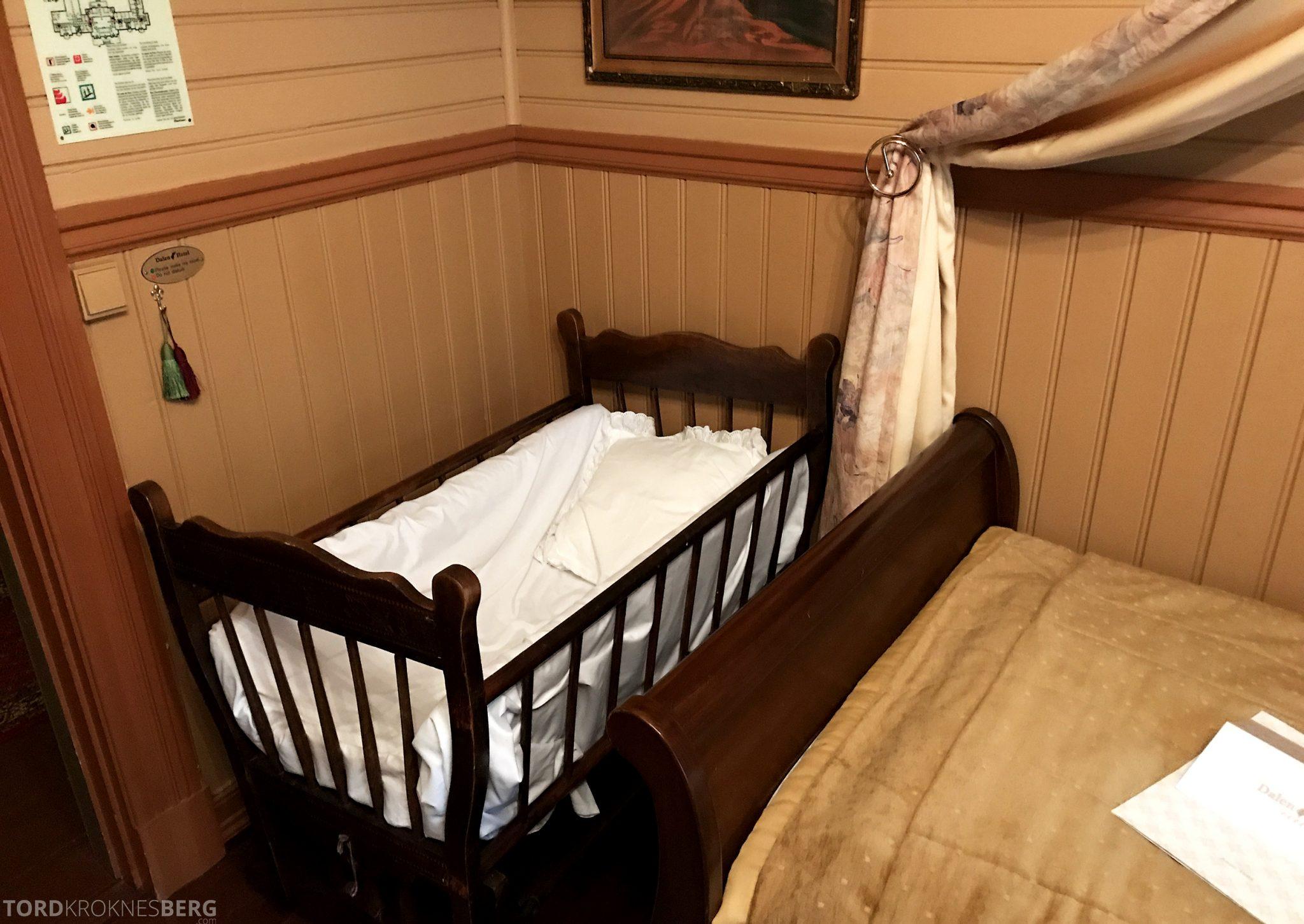 Dalen Hotel Telemark barnevugge
