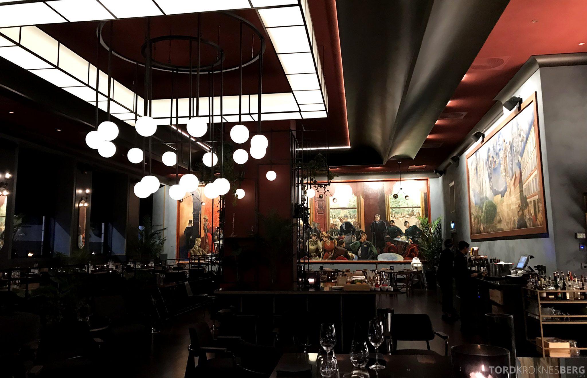 Grand Café Oslo oversikt