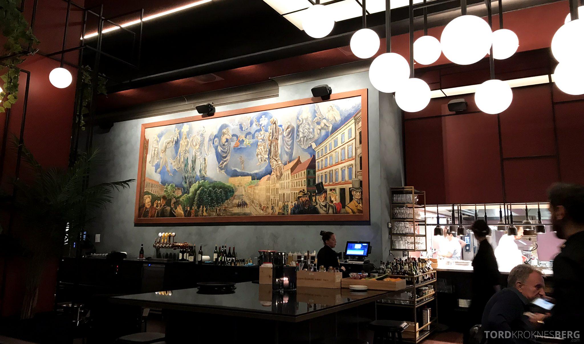Grand Café Oslo kunst
