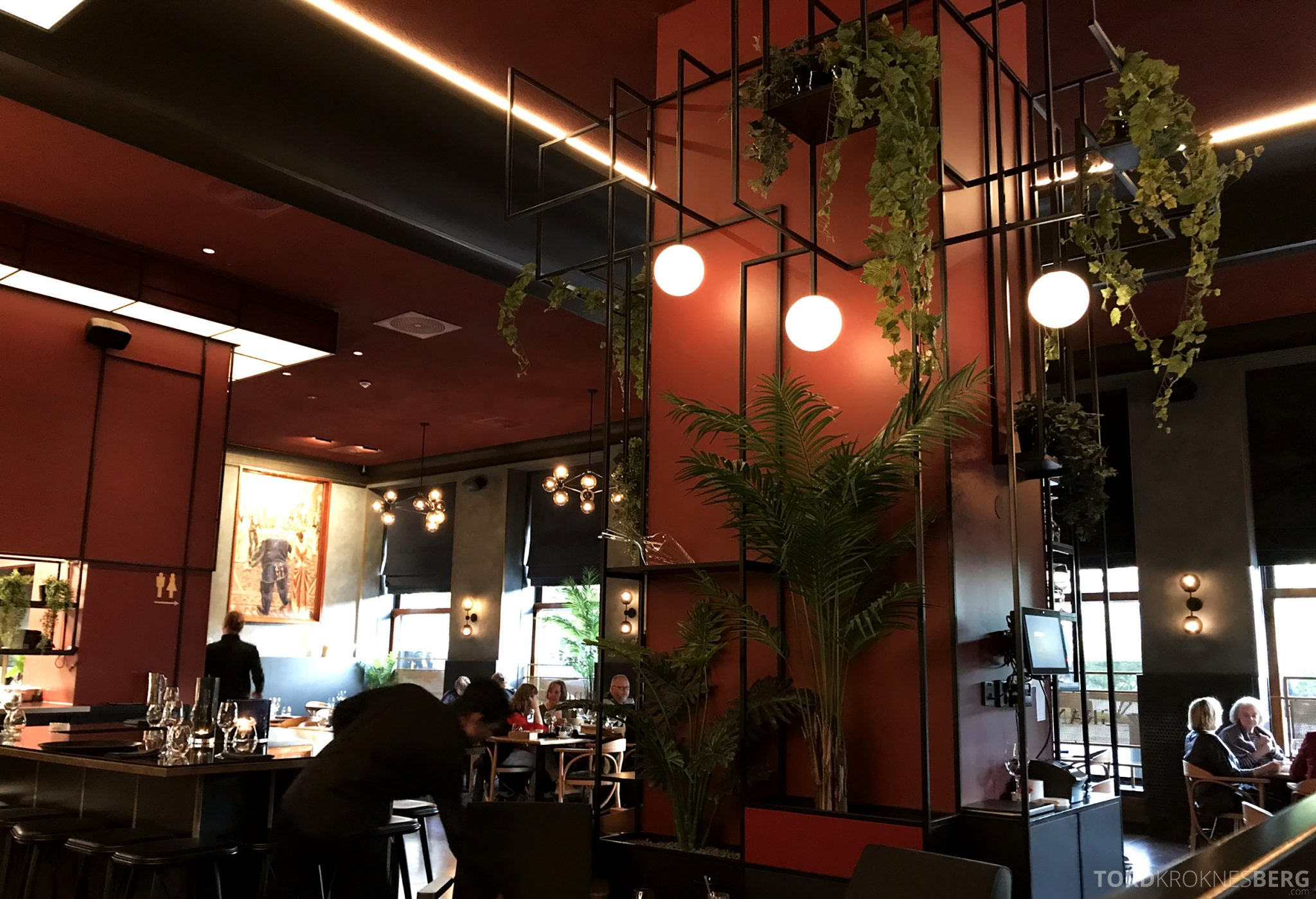 Grand Café Oslo lokale