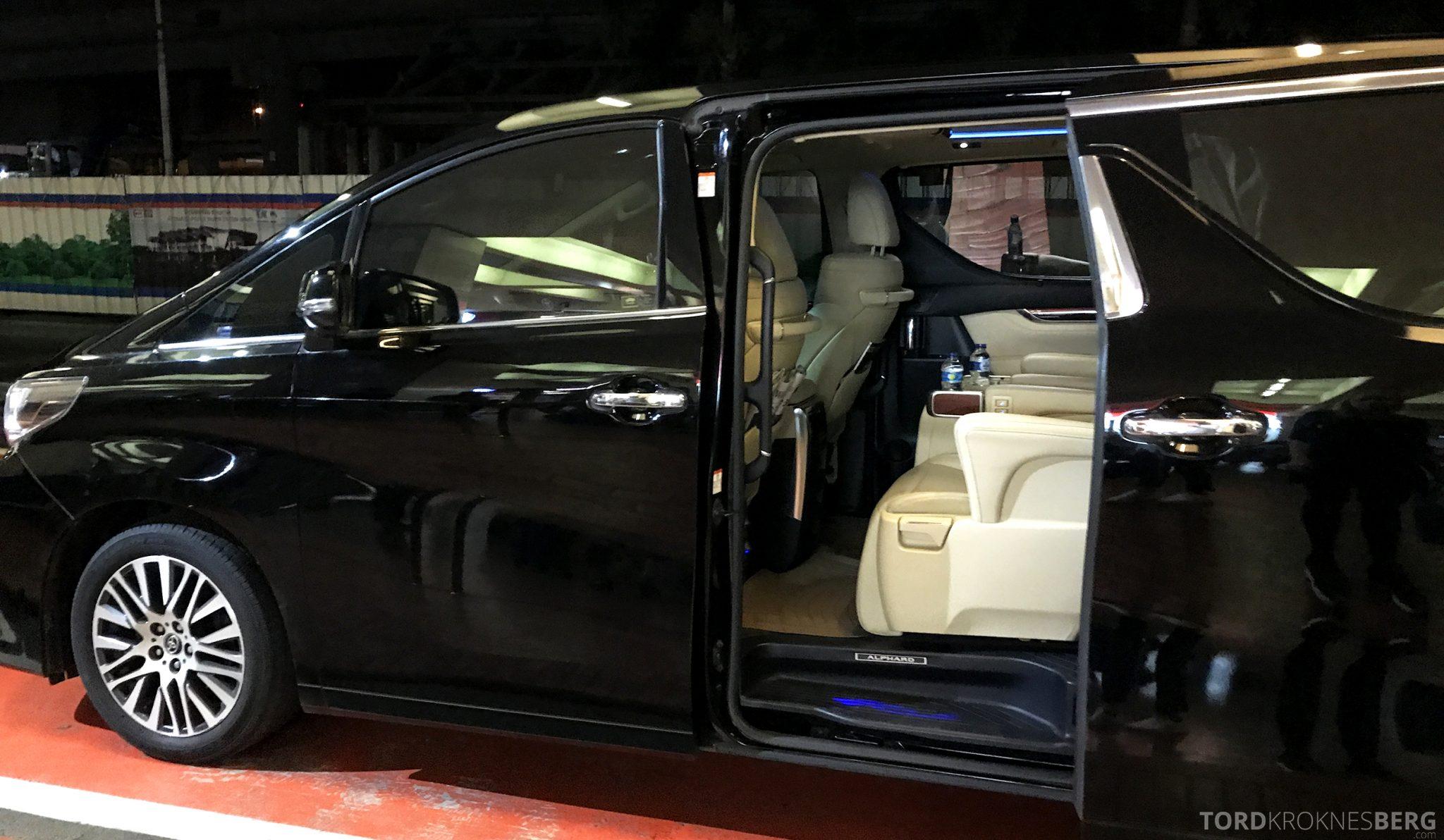Ritz-Carlton Jakarta bil