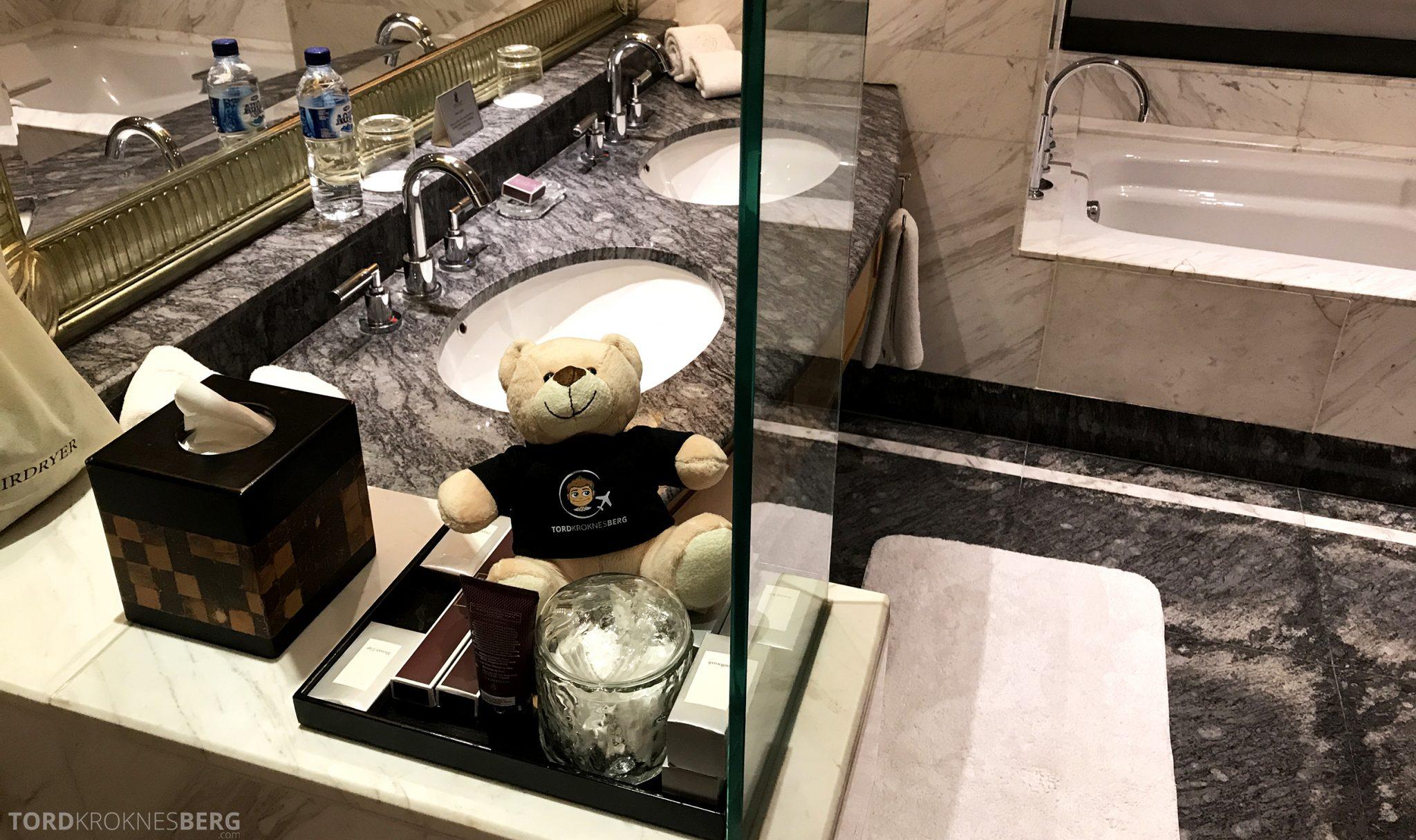 Ritz-Carlton Jakarta bad