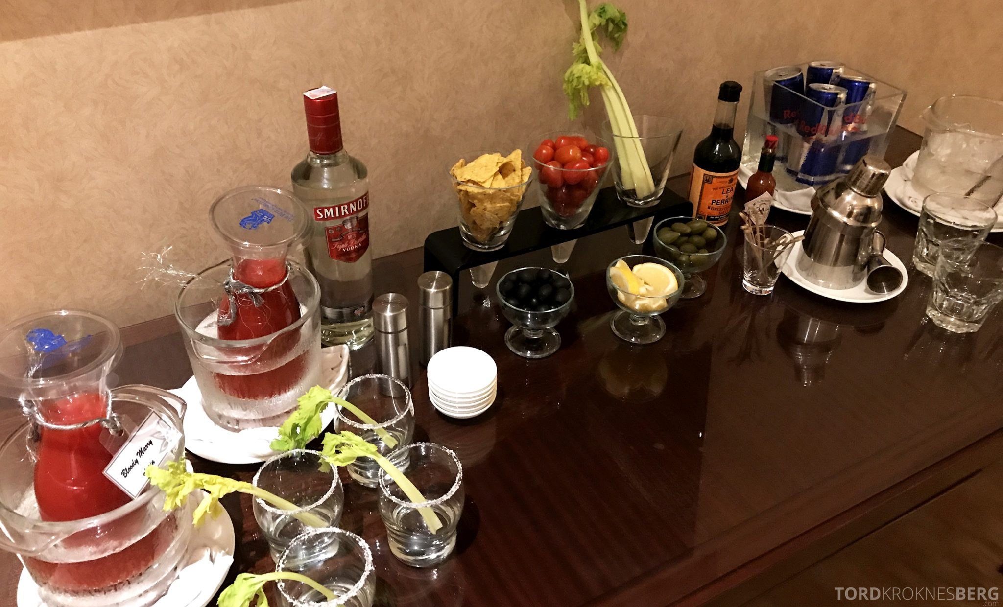 Ritz-Carlton Jakarta overraskelse bar